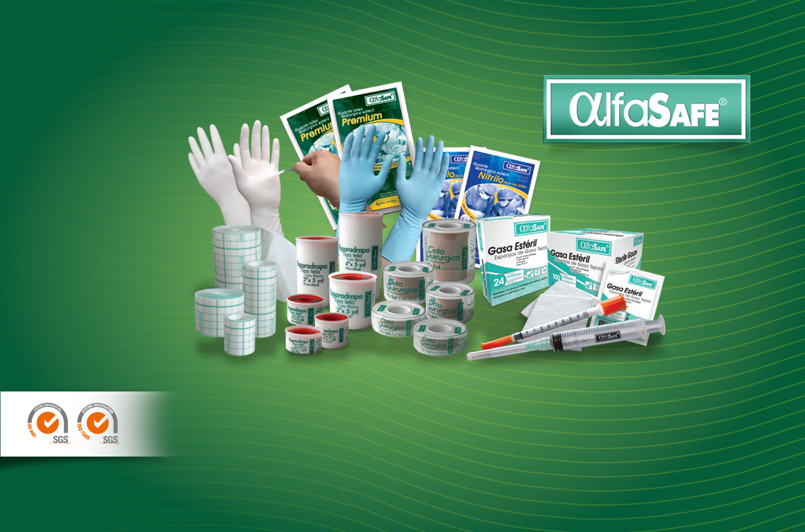 AlfaSafe – Health Care Products